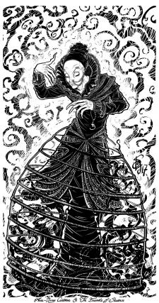 Anna-Varney Cantodea and The Ensemble of Shadows