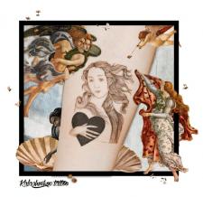 Создание индивидуального стиля для тату-студии