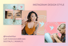 Instagram @lovalashbar