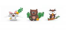 Разработка персонажей для детской литературы