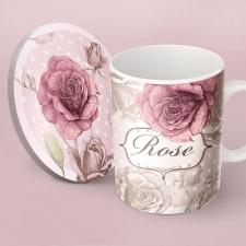 Розробка графіки для декору чашки і підставки