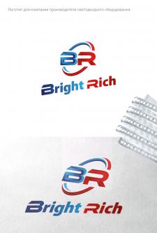 Логотип для Bright Rich