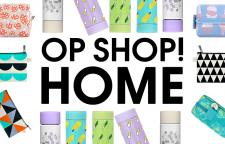 Баннер для интернет-магазина Op Shop!
