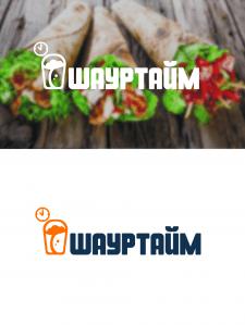 """Логотип """"Шауртайм"""""""