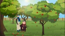 Palynochka | 2D animated ad