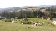 Купольные дома для базы отдыха