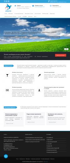 Оптимизация сайта nc-doverie.com.ua