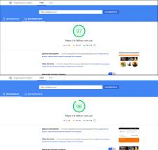 Оптимизация сайта al-fakher.com.ua
