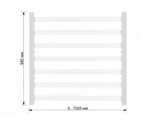 Защитные решетки на окна (3DsMax+Corona)