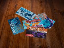 Дизайн телефонных карт / Dialing cards design