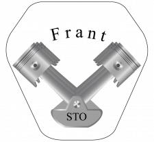 """Логотип для сто """"Frant"""""""