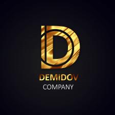 Логотип Demidov Group