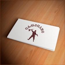 Логотип для самогона САМОПЛЯС