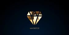 Gold Logo Intro