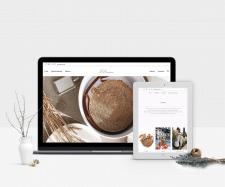 Разработка сайта для магазина J'Amemme