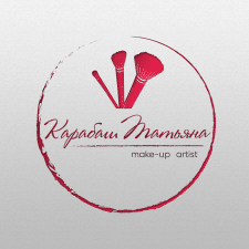 Логотип для Make up мастера