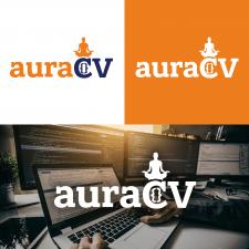 Дизайн логотипа Aura CV