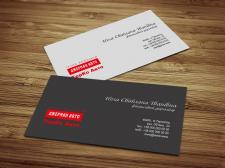 Дизайн визитки для ТерКо Авто