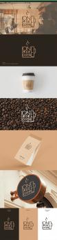 Логотип для городской кофейни