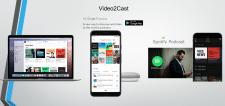 Video2Cast