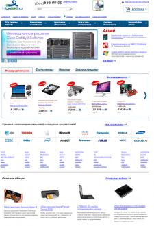 Верстка интернет магазина