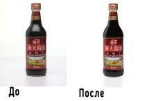 Обработка фото продуктов питания