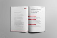 Дизайн и вёрстка брошюры