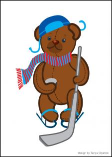талисман для хоккейной команды