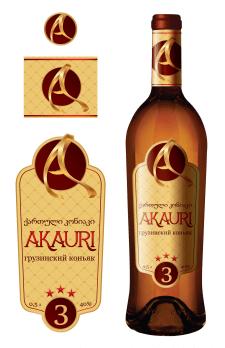 AKAURI Georgian brandy