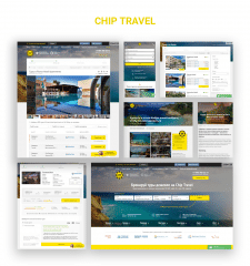 "Search Tours Platform ""ChipTravel"""