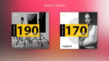 Рекламный баннеры для Studio OK