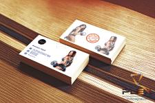 Скидочная карточка фитнесс клуба.