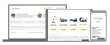 Корпоративный веб-проект для Бетонного завода