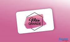 """Логотип """"Mia Grande"""""""