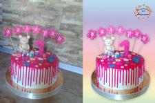 еще торт)