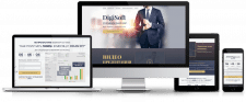 Сайт на Wordpress DigiSoft