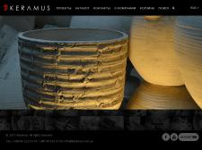 Ателье KERAMUS — производитель керамики (всех вид)