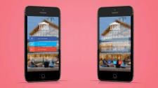 Login screen для сайта с обучением за рубежом