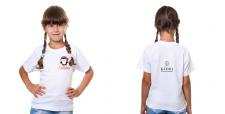 Принт на футболку для образовательного центра