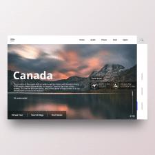 Тур по Канаде