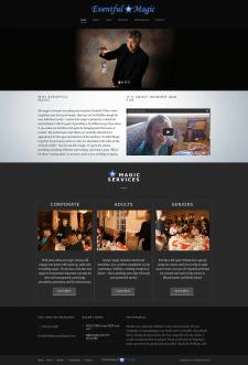 Сайт американского фокусника