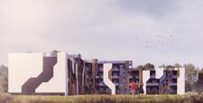 Проектирование и визуализация жилой группы