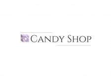 """Логотип для сайта компании """"Candy Shop"""""""
