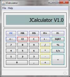 JCalculator