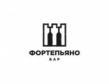 Бар ФОРТЕПЬЯНО_нейминг+знак_на продажу