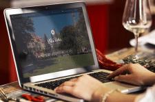 сайт для детокс отеля в Карловых Варах