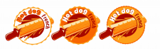 logo Hot-dog french