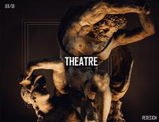 Редизайн сайта Большого театра