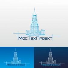 Разработка логотипа Мостехпроект