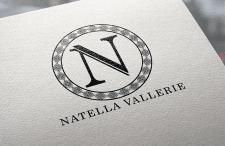 Logo for the brand NATELLA VALLERIE.
